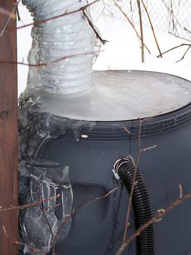 How To Correctly Install A Rain Barrel Second Rain