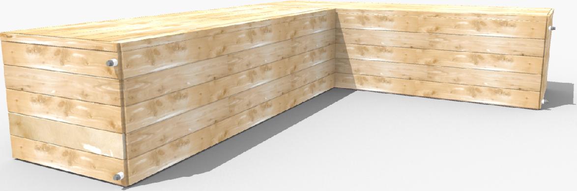 600 gallon cedar rain bench cedar bench plans