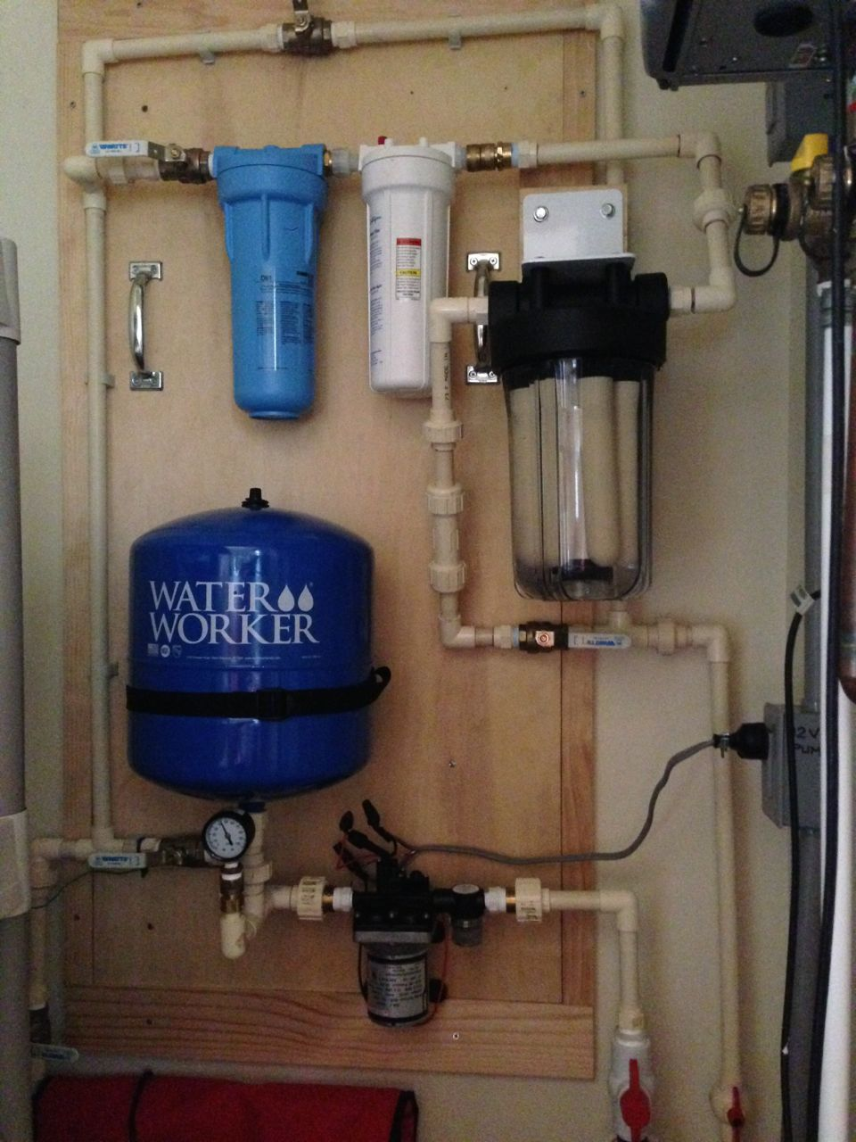 Rainwater to drinking water second rain integrated rainwater collection - How to run plumbing collection ...