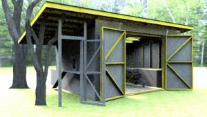 shed render